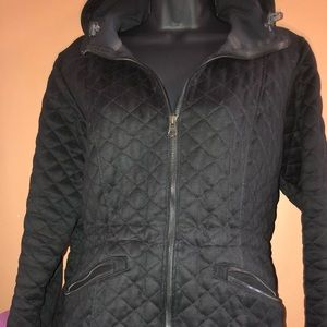 Quilted Northface Jacket